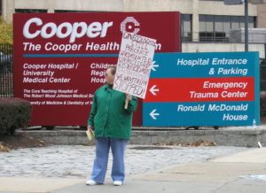HERS Protest in New Jersey